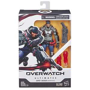 "Overwatch Ultimates Series Blackwatch Reyes (Reaper) Skin 6"" Collectible Action Figure"