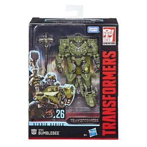 TRANSFORMERS STUDIO SERIES E3698ES0 DELUXE 26 WWII BB