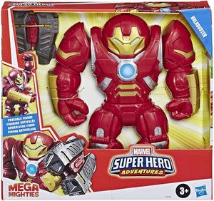 Super Hero Adventures Sha Mega Mighties Hulkbuster