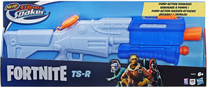Nerf Super Soaker Fortnite TS-R Water Blaster Toy - Pump Action