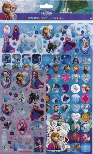 Paper Projects Frozen Mega Sticker Pack