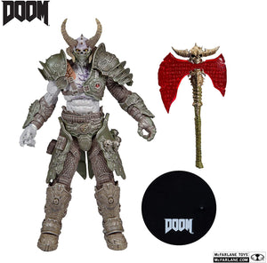"Doom Series 2 Marauder 7"" Action Figure"