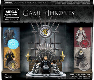 Mega Construx Game Of Thrones, The Iron Throne building set