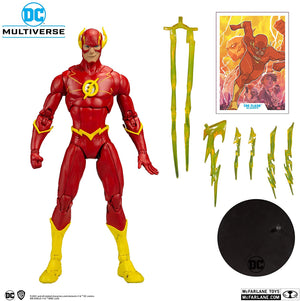 "McFarlane Toys The Flash Rebirth Modern DC Multiverse 7"" Action Figure"