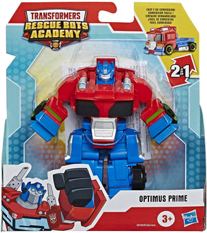 Playskool Transformers Rescue Bots Academy Optimus Prime Figure (E8104)