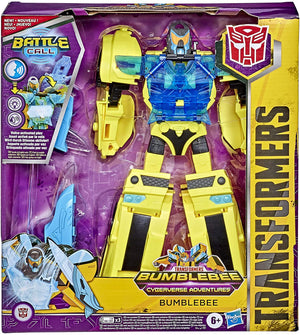 Transformers Bumblebee Cyberverse Adventures Battle Call Officer Class