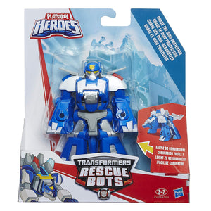 Playskool Heroes Transformers Rescue Bots - Chase The Dino Protector