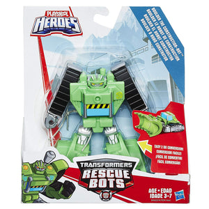 Playskool Heroes Transformers Rescue Bots - Boulder The Construction Bot