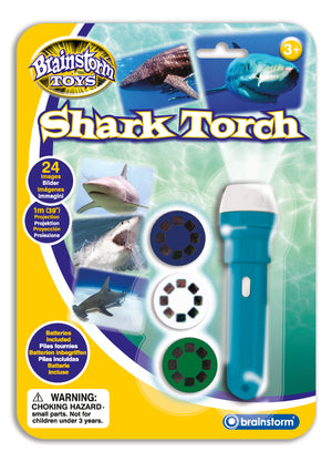 Shark Projection Torch