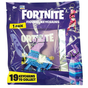 FORTNITE 3D KEY CHAIN IN FOIL BAG