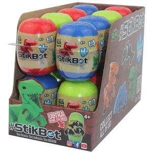 StikBot Dinosaur Egg Single Assorted