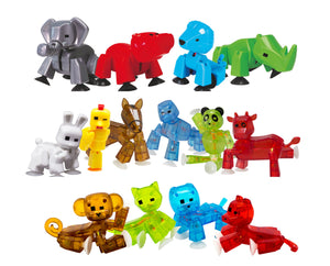 StikBot Friends Pack 1 Pet 1 Stikbot