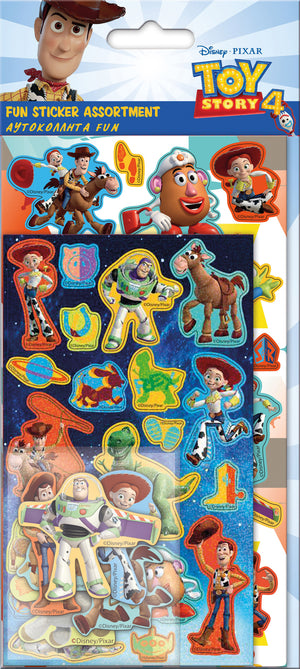 TOY STORY 4 CHARACTERS PACK