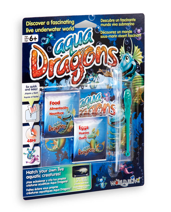 Aqua Dragons Refill Pack
