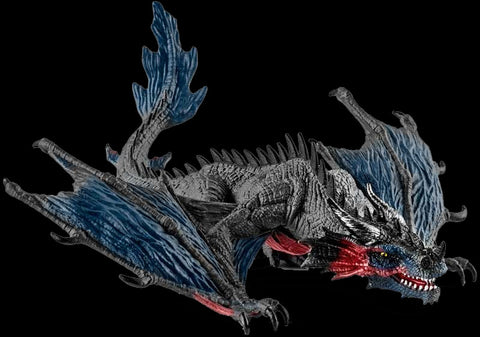 Schleich - Eldrador Dragon Night Hunter