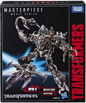Transformers Masterpiece Movie Series Megatron MPM-8