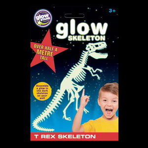 Glow In The Dark T-Rex
