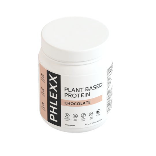 PHLEXX PLANT-BASED PROTEIN CHOCOLATE