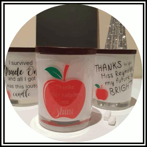 Amber Grove - Soy Wax Candles - Teachers Candles
