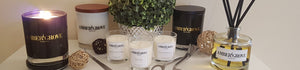 Amber Grove - Hand Poured Soy Wax Candles