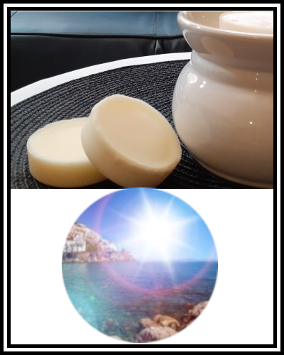 Amber Grove - Scented Soy Wax Melts  - Amalfi Coast Fragrance