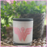 Amber Grove - Soy Wax Candle - Breast Cancer Candle - WW