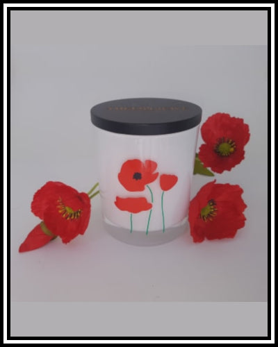 Amber Grove - Soy Wax Candles - ANZAC Commemorative