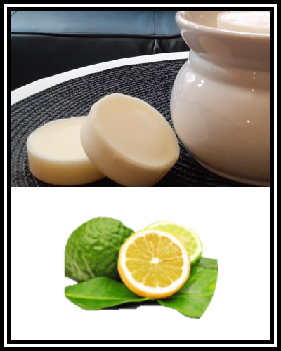 Amber Grove - Scented Soy Wax Melts - Bergamot Orange Fragrance