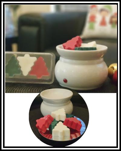 Amber Grove - Scented Soy Wax Melts - Christmas Trees