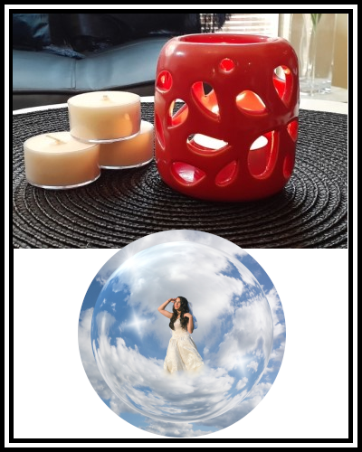 Amber Grove - Scented Soy Wax Tealight Candle - Divine Clarity Fragrance