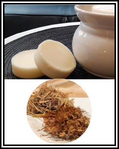 Amber Grove - Scented Soy Wax Melts - Dry Tobacco & Hay Fragrance