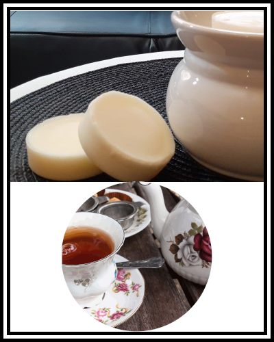 Amber Grove - Scented Soy Wax Melts - Earl Grey Tea Fragrance