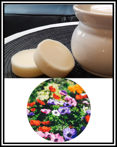 Amber Grove - Scented Soy Wax Melts - Floral Whispers Fragrance