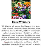 Amber Grove - Floral Whispers Fragrance
