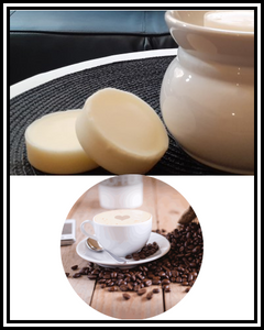 Amber Grove - Scented Soy Wax Melts - Fresh Coffee Fragrance