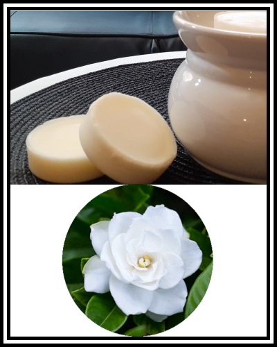Amber Grove - Scented Soy Wax Melts - Gardenia Fragrance