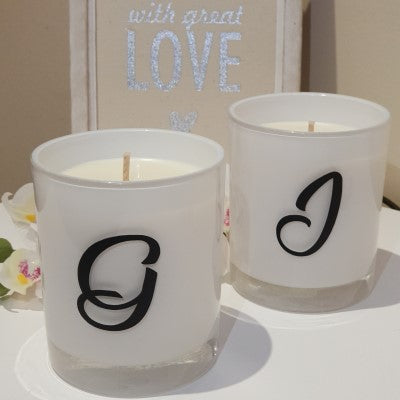 Soy wax Candle -