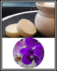 Amber Grove - Scented Soy Wax Melts - Lilac and Orchid Fragrance