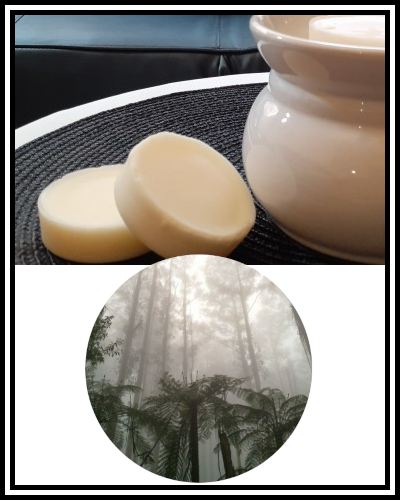 Amber Grove - Scented Soy Wax Melts - Olinda Mist Fragrance