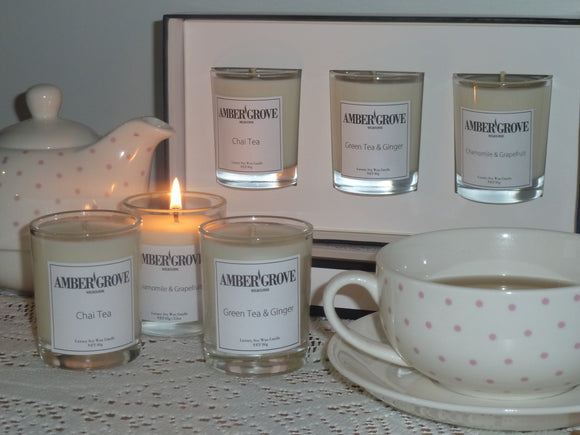 Soy Wax Candles -