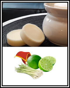 Amber Grove - Scented Soy Wax Melts - Persian Lime and Lemongrass Fragrance