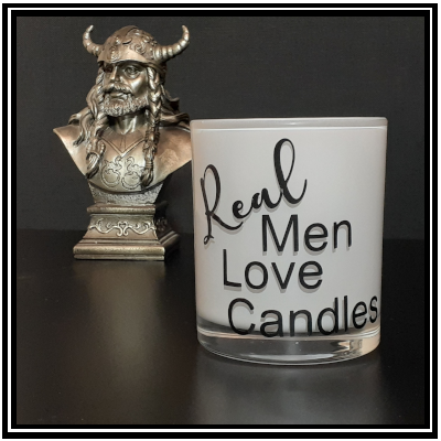 Amber Grove - Mandle - Real Men Love Candles