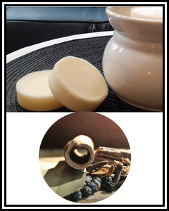 Amber Grove - Scented Soy Wax Melts - Sandalwood & Clove Fragrance