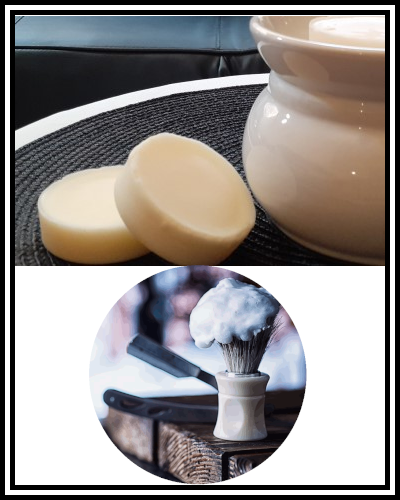 Amber Grove - Scented Soy Wax Melts - Shave & a Haircut Fragrance