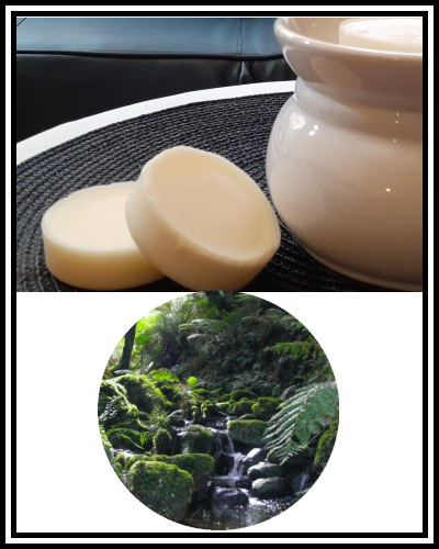 Amber Grove - Scented Soy Wax Melts - Sherbrooke Forrest Fragrance