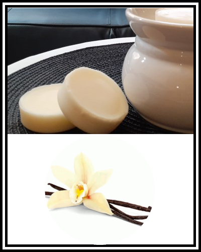 Amber Grove - Scented Soy Wax Melts - Vanilla Bean
