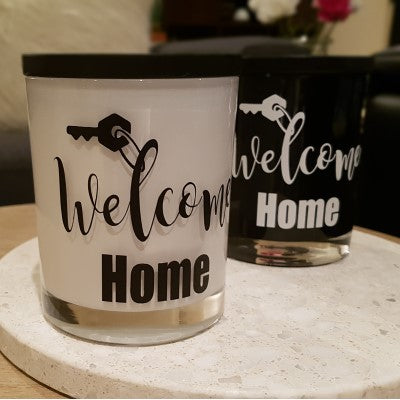 Soy wax Candle - New Home -