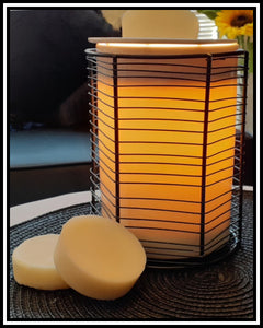 Amber Grove - Electric Scent / wax warmer  (Black Wire)
