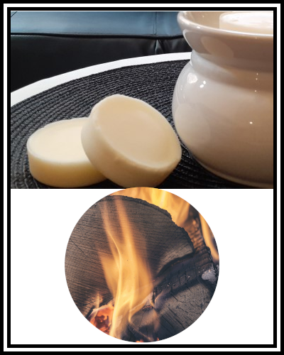 Amber Grove - Scented Soy Wax Melts - Woodsmoke Fragrance