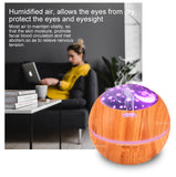 Aroma Essential Oil Ultrasonic Diffuser / Air Humidifier - Night lamp - Amber Grove